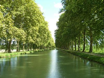 Le canal des Deux-Mers