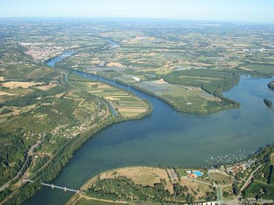 La confluence à St-Nicolas